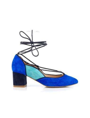 13 مدل کفش پاشنه پهن زنانه که خانم ها با آن جذاب می شوند