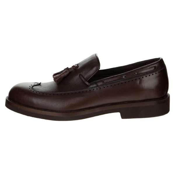 لیست قیمت 30 مدل کفش چرم مردانه اصل