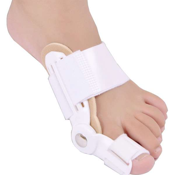 با انحراف انگشت شست پا چه می شود کرد؟